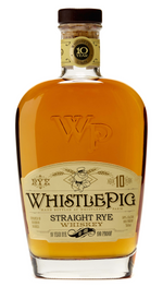 Load image into Gallery viewer, WhistlePig 10YR Straight Rye Whiskey