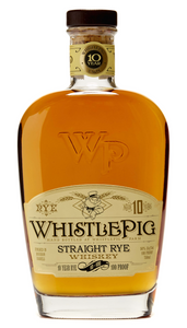 WhistlePig 10YR Straight Rye Whiskey