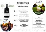 Load image into Gallery viewer, BIRDS Dry Gin