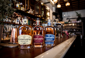 WhistlePig 15YR Vermont Oak Finish PRE-ORDER ONLY