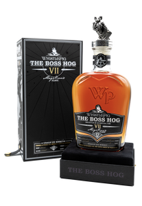 WhistlePig The Boss Hog VII Magellan's Atlantic - 2020 Edition - 75cl (52.6-53.9% ABV)