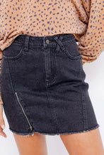 Load image into Gallery viewer, THE LIVY DENIM SKIRT
