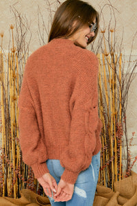 THE BRAE SWEATER