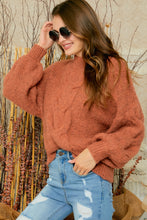 Load image into Gallery viewer, THE BRAE SWEATER