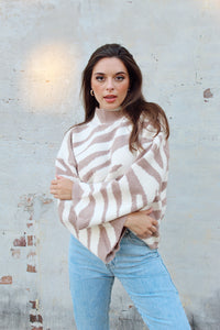 THE ALISON SWEATER