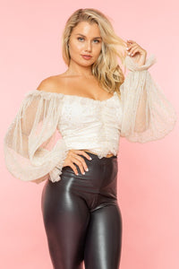 THE JULIETTE TOP