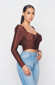 THE AUBREY TOP