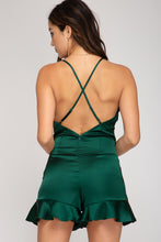 Load image into Gallery viewer, THE JADE ROMPER