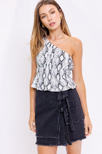 THE EVELYN TOP