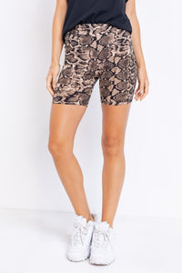 THE SKYLAR BIKER SHORTS