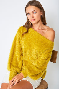 THE RACHEL SWEATER