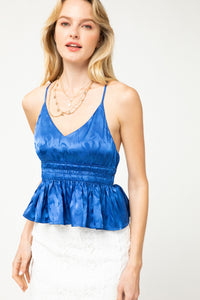 THE CAMRYN TOP