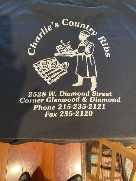 Charlies Country Ribs TShirt