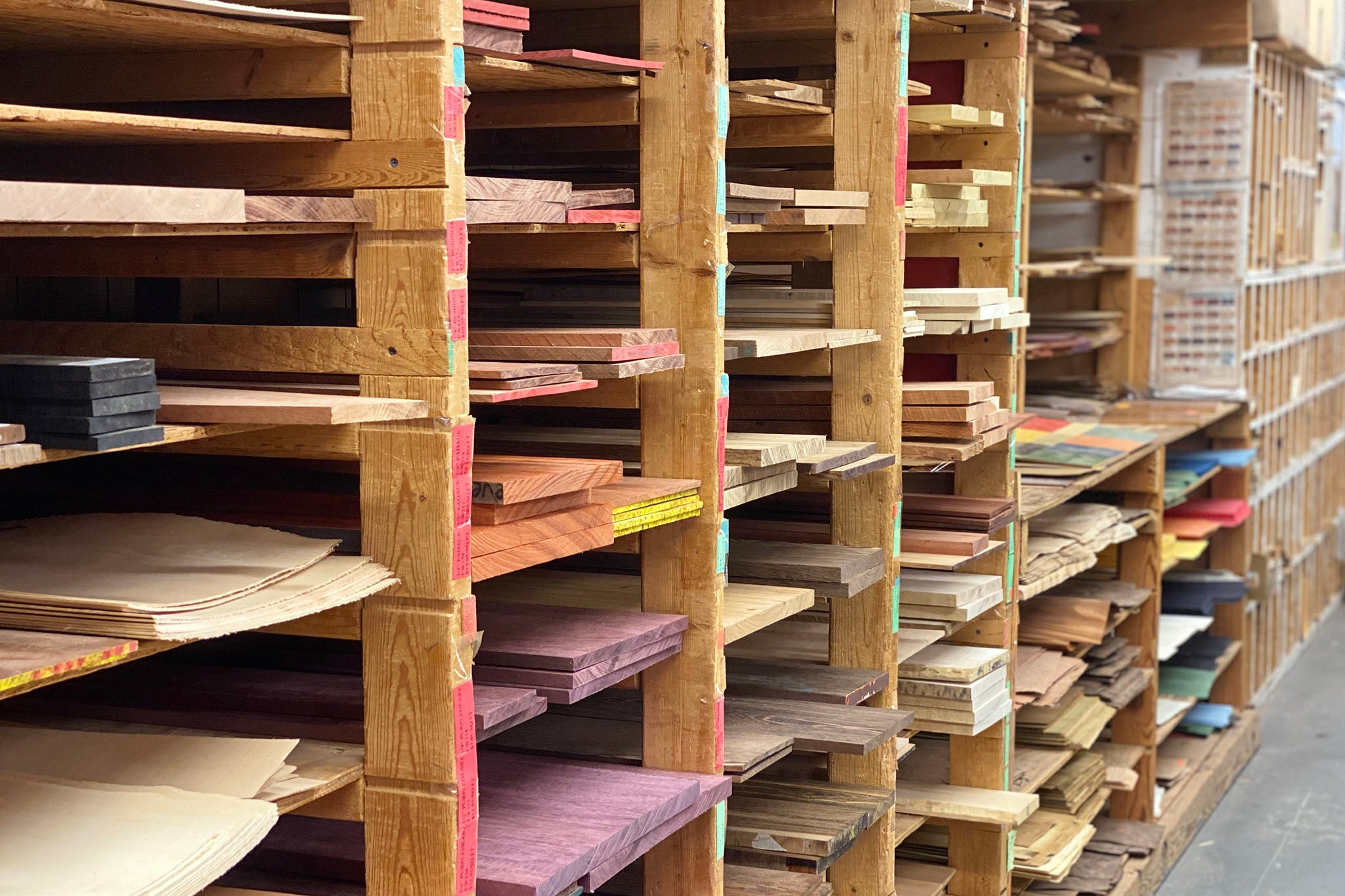 Specialty lumber store in Fort Lauderdale for DIY furniture projects