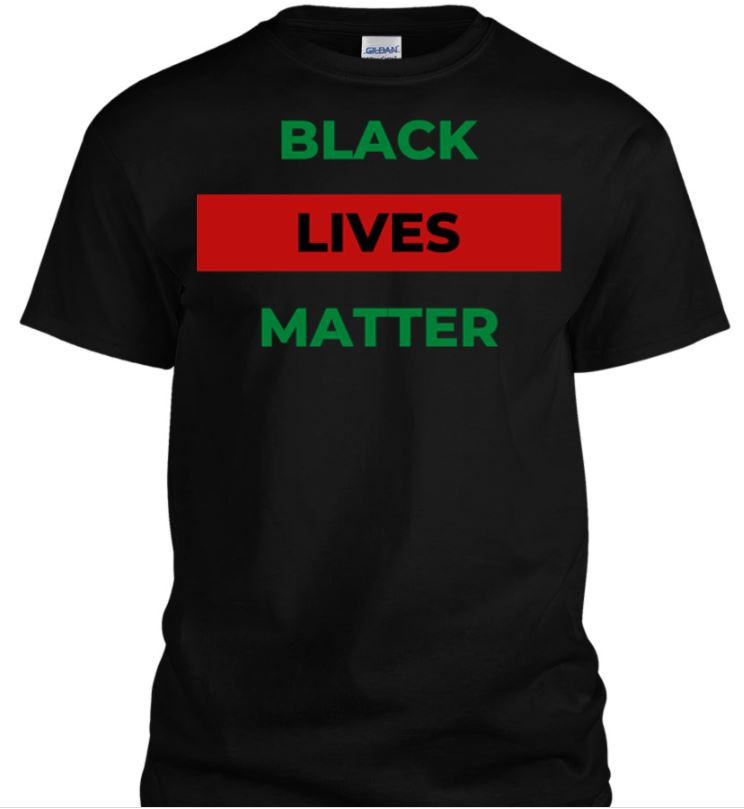 Original Black Lives Matter T-Shirt