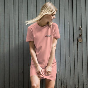 Embrace Thee Journey T-Shirt dress