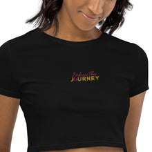 Load image into Gallery viewer, Embrace Thee Journey Crop Top