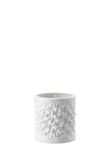 Phi Snow Table Candle