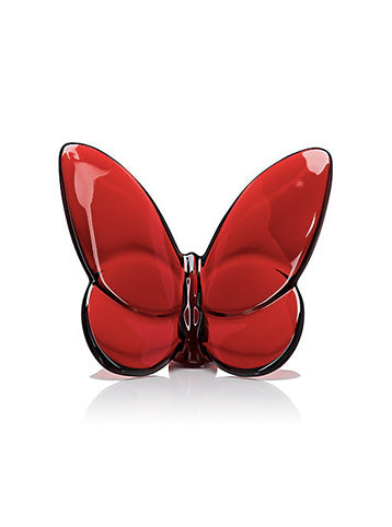 Papillon Lucky Butterfly Ruby