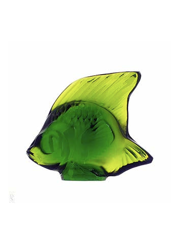 Fish Lime Green