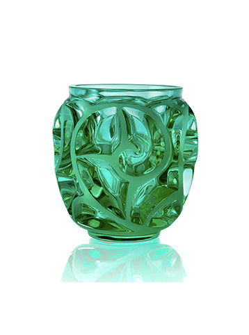 Tourbillons Vase Mint Green SM
