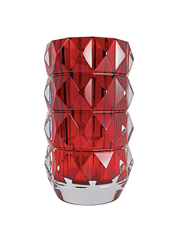 Louxor Vase Red