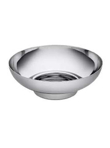 Stainless Steel Round Tray Oh