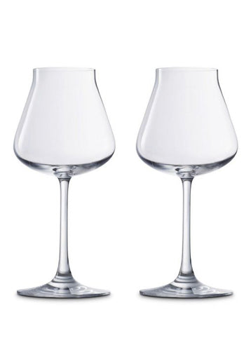 Chateau Baccarat Glass Set of 2
