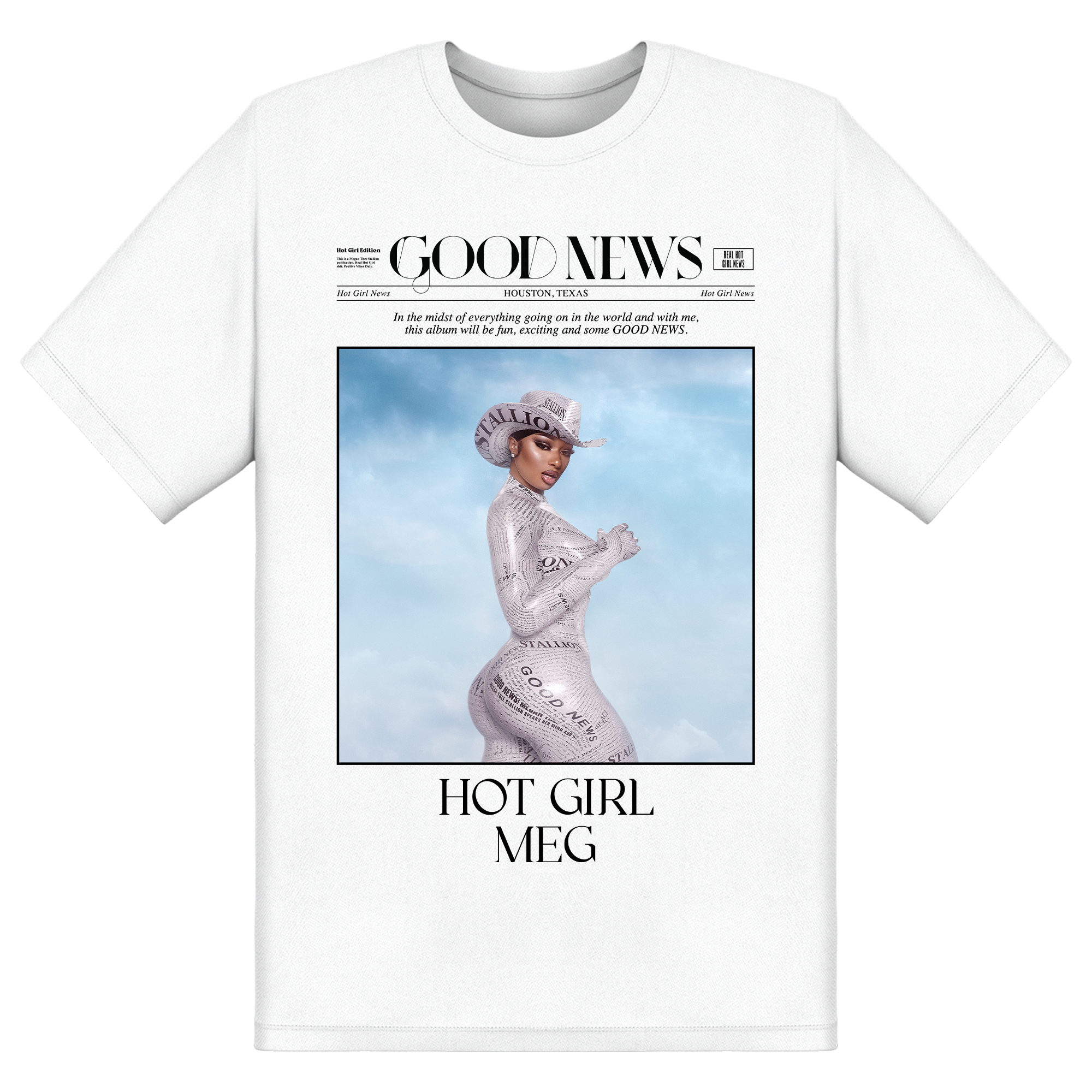 Good News Personalized T-Shirt