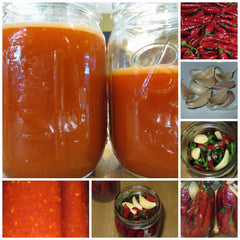 Get Your Home-Grown Sauce Out There!