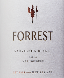 SAUVIGNON BLANC, Forrest Estate, Marlborough, New Zealand