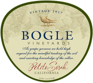 PETITE SIRAH, Bogle Vineyards, California, U.S.A.