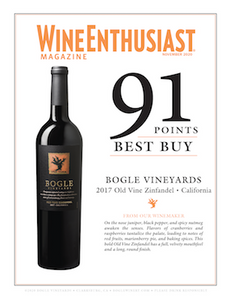 ZINFANDEL, Old Vine, Bogle Vineyards, California, U.S.A.