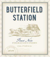 PINOT NOIR, Butterfield Station, California, U.S.A.