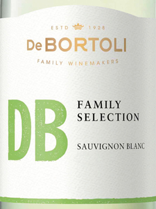 SAUVIGNON BLANC, 'DB', DeBortoli Winemakers, Riverina, Australia