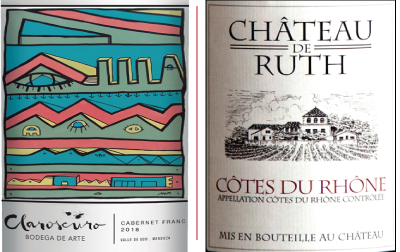 The Cab Franc & Chateau Ruth Duo Mix