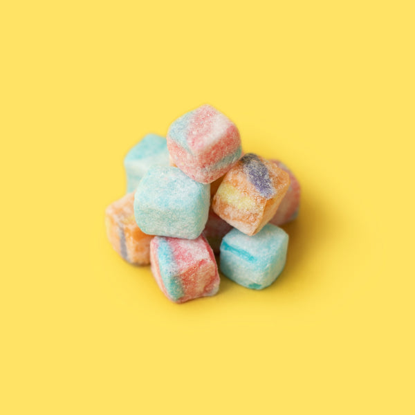 Tutti Fruity Cubes