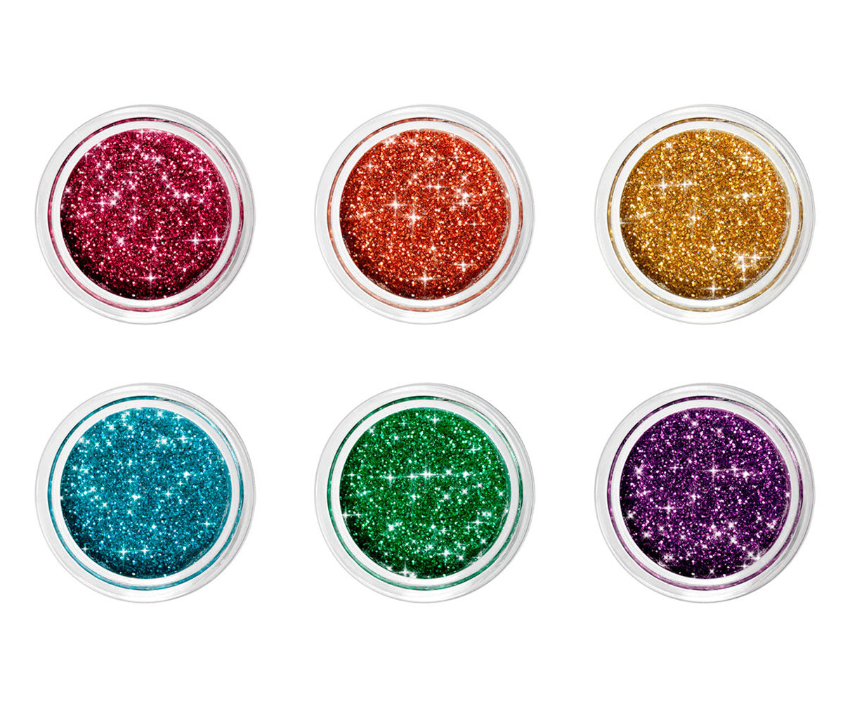 Diamond Dust Glitter Vault Jars - Gigi