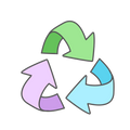 Reuse and Recycle - Gigi's Eco Collection