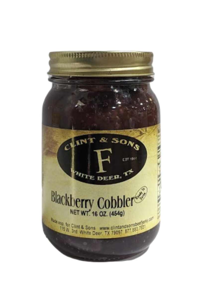 Country Blackberry Cobbler
