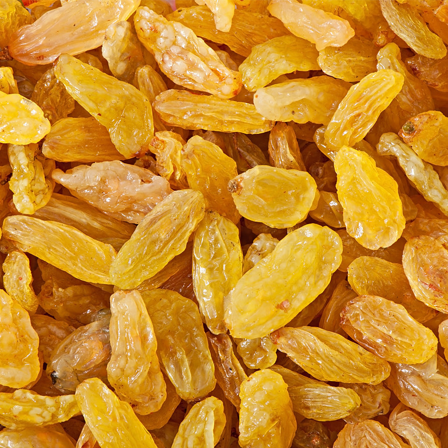 Golden Sultanas Raisins