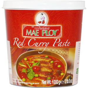Mao Ploy Red Curry Paste 400g