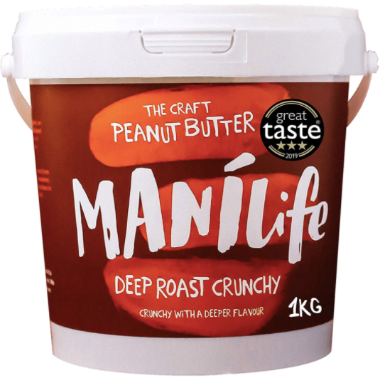Mani Monster: Deep Roasted 1kg