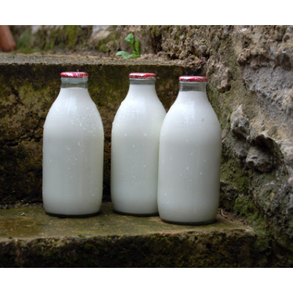 Organic Fresh Milk: Zero Waste: NOT AVAILABLE WEDNESDAY