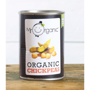 Mr Organic Chickpeas (400g)