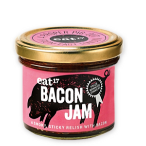 Bacon Jam, Smoky, Sticky Jam