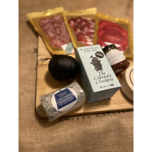 British Cheese & Charcuterie Hamper