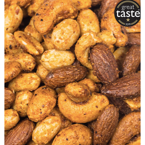 Rose Harissa Nut Mix 135g