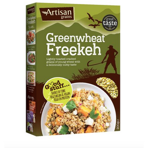 Green Wheat Freekeh: Artisan Grains 200g