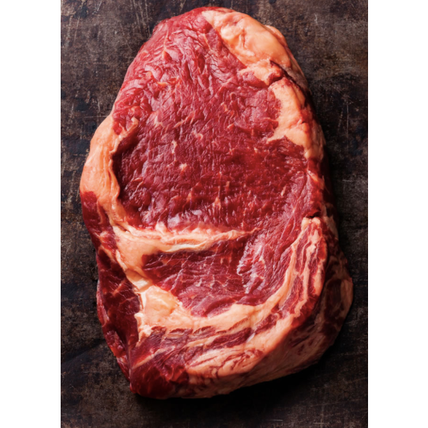 Native Breed Rib Eye Steaks (397g x 2)